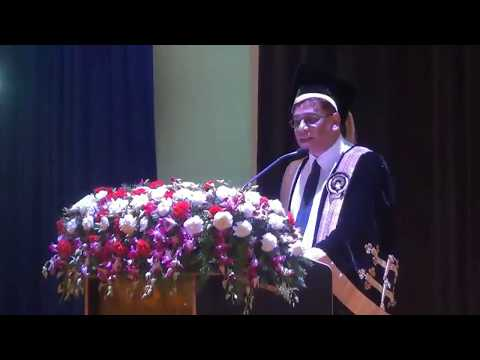 XV Annual Convocation -2017 | NALSAR UNIVERSITY OF LAW