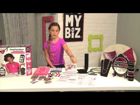It's My Biz Bead Boutique Kit from Fashion Angels