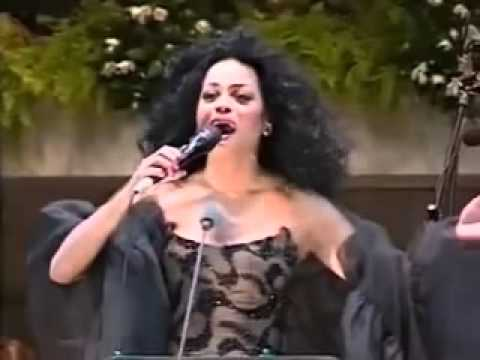 We Shall Overcome - Diana Ross