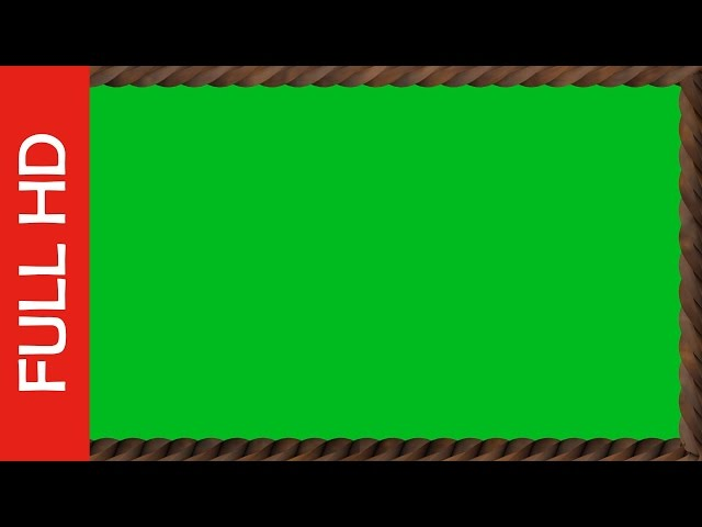 Wedding Frame Green Screen Background Video Effects | All