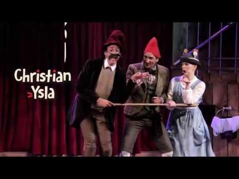 Pinocho (Teatro Pirandello)