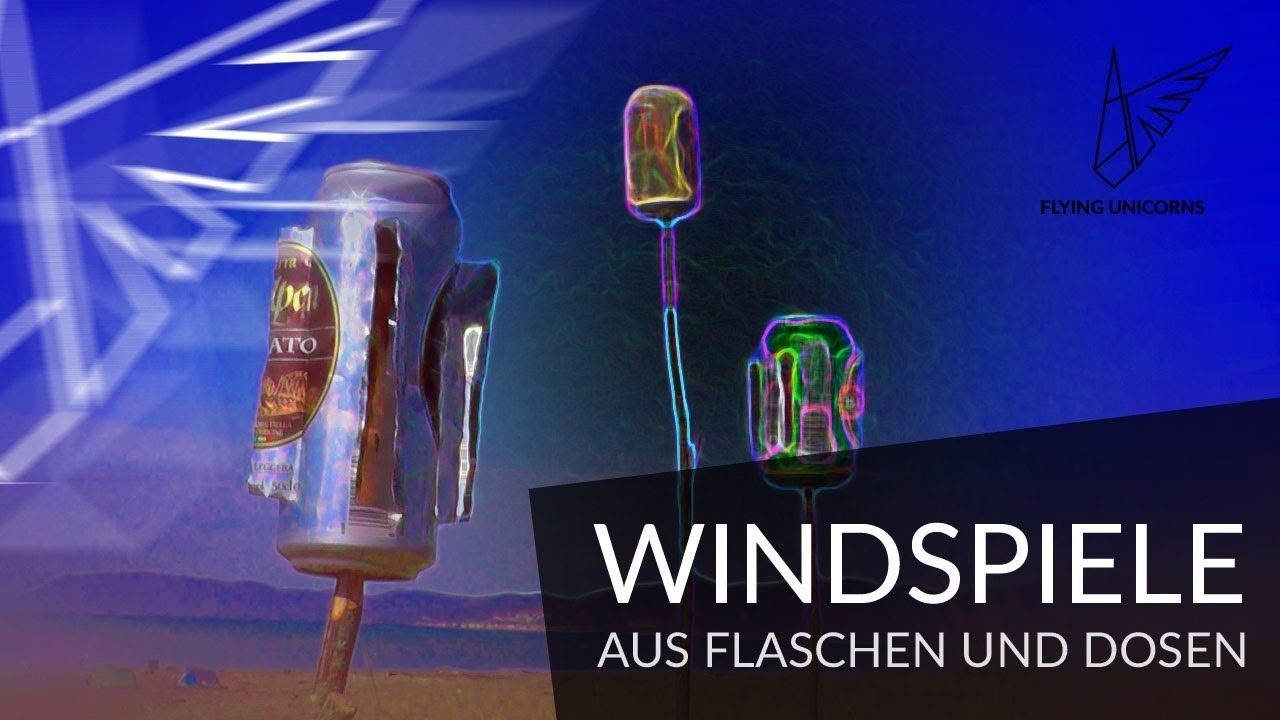 Diy Wind Chimes Made Of Bottles And Cans Flyunic