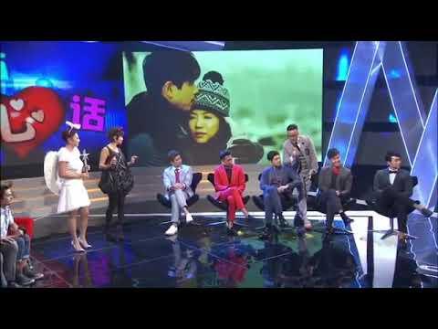 Romeo Tan choose Rebecca Lim - Star Awards 2014