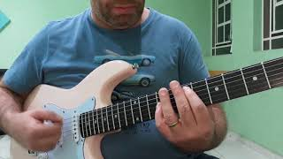 "Guitarra, Aula 68 - ""Chitlins Com Carne"", Kurt Burrel."