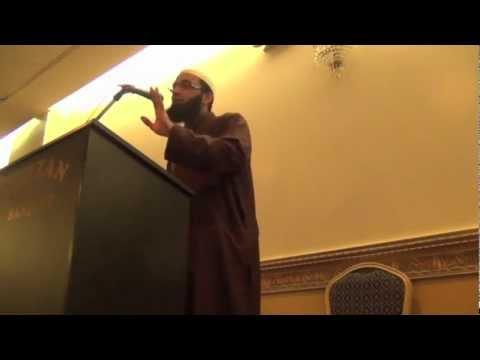 Infatuation & our Youth (khutba) - Imam Asif Hirani