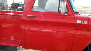 1965 chevrolet 4x4 3/4 12,400 original miles