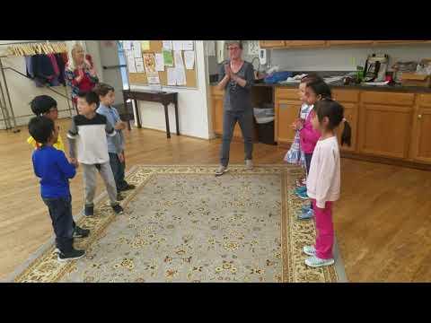CACC Montessori School Farewell to Kindergarten Madhushree Aravindh(2)
