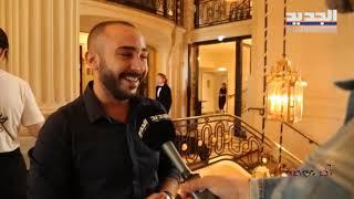 اخر موضة -  المصمم الفلسطيني ساهر عوقل يبدع في اسبوع الموضة الشرقية في باريس