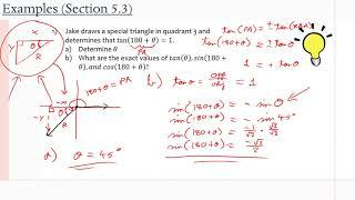 MCR3U/Grade 11 Functions: 5.3 (Examples)
