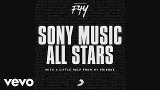 Cover images Sony Music All Stars - With a Little Help from My Friends (Official Video)
