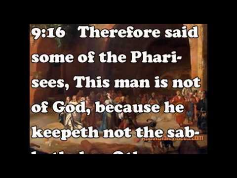 Bible Study Book of John 9
