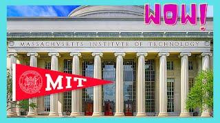BOSTON, inside the CLASSROOMS of MIT (Massachusetts Institute of Technology) thumbnail