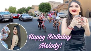 Melody's 16th Birthday Celebration!!!