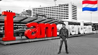 Amsterdam (Netherlands) - A Traveller's Memoir