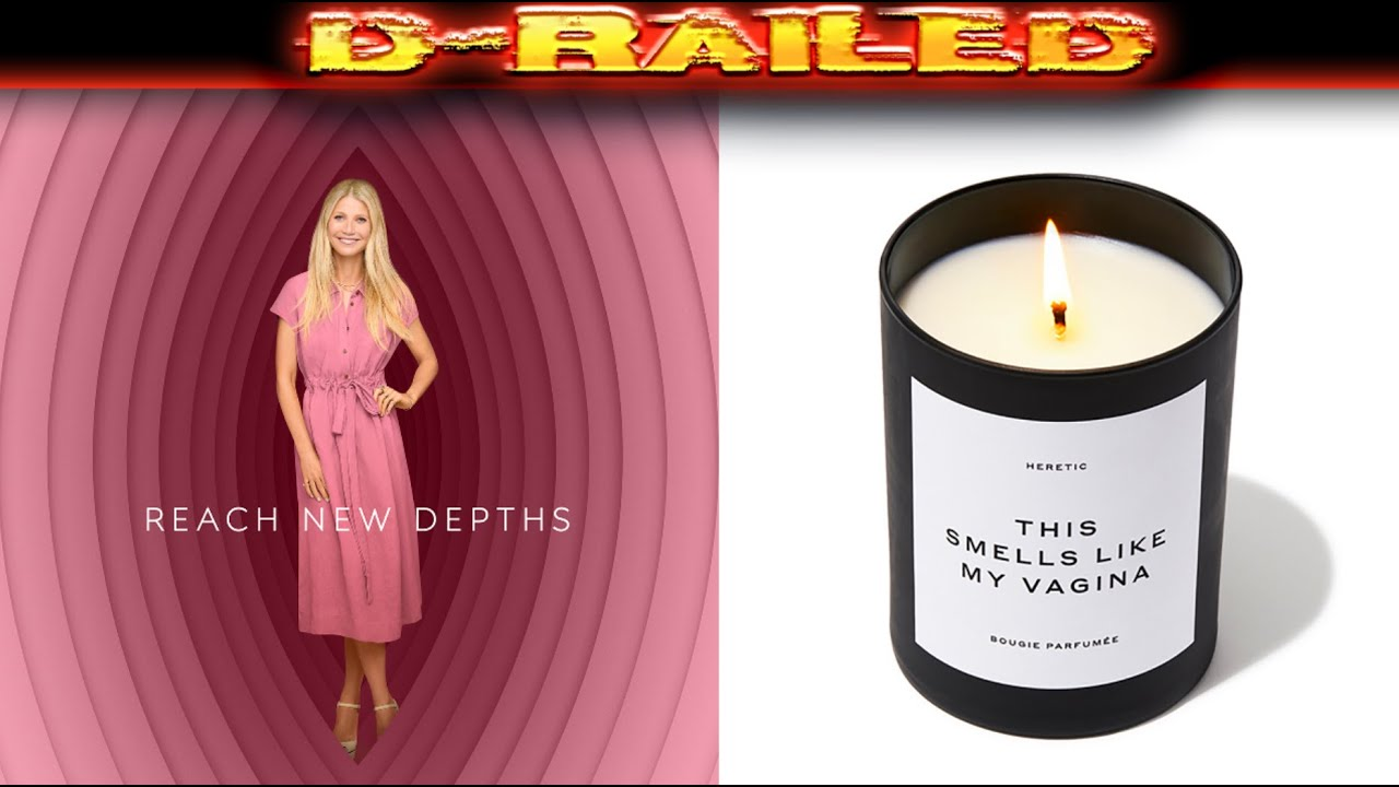 Gwyneth Paltrow's Selling A Candle That 'Smells Like My Vagina ...