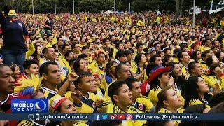 World Cup History: Remembering The Game That Defined Colombian Football