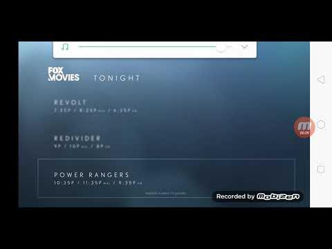 Iklan FOX Movies Asia - Tonight (30)