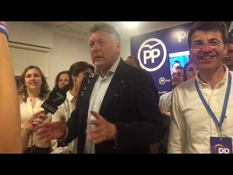Martín reconquista la mayoría absoluta para el PP de Sanxenxo