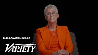 Jamie Lee Curtis talks 'Halloween Kills' and Laurie Strode's Legacy