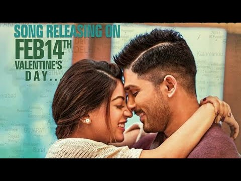 naa peru surya naa illu india 2nd song lover also fighter also||Allu Arjun||Anu Emmanuel||Vakkantham