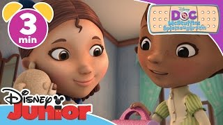 Reise in die Vergangenheit - Doc McStuffins | Disney Junior Kurzgeschichten
