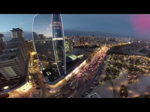 Baku 2016 (drone video) Баку 2016 (видео с бпла)