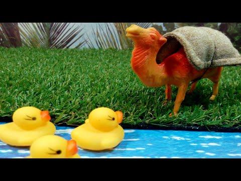 البط والجمل الكذاب !! حكايات بالعربية للأطفال !! العاب سيمبا سون The ducks and acamal