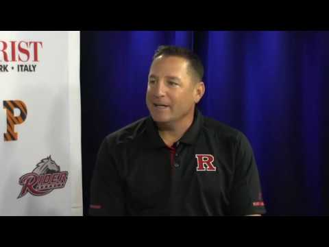 Secrets of College Planning with Joe Litterio, Head Men's Basball Coach- Rutgers University