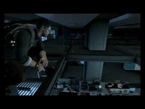 Splinter Cell Conviction Guia Español Parte 26 [Difícil] [Modo Realista]