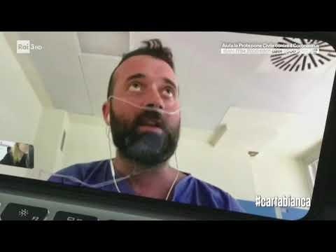 Coronavirus, le testimonianze dei malati - #cartabianca 24/03/2020