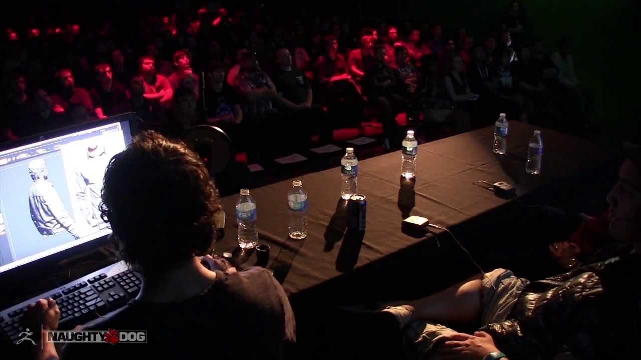 Pixologic ZBrush UGM - Michael Knowland, Bradford Smith and Frank Tzeng from Naughty Dog