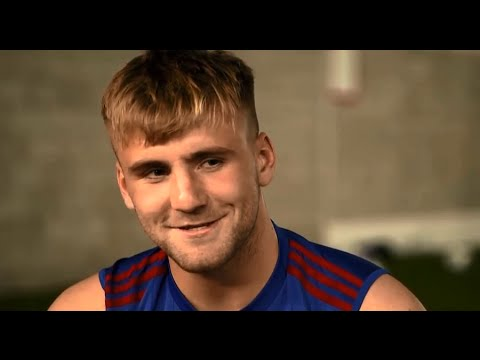 Luke Shaw Interview - On His Great Start To The Season & His Fitness