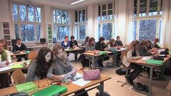 Kantonsschule Hottingen - Zürich - gymnasium handelsmittelschule informatikmittelschule
