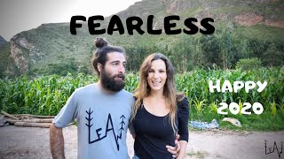 Fearless and Limitless Truck Camper Life - Happy New Year!!