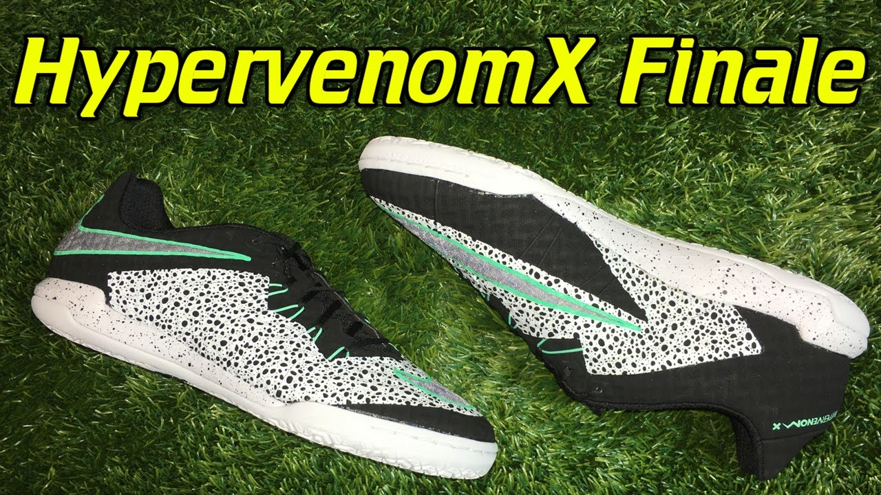 a6288174dacb Nike Hypervenom Finale Indoor Safari Pack - Review + On Feet - YouTube