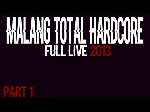 Malang Total Hardcore full live 10.11.2013 (part 1)