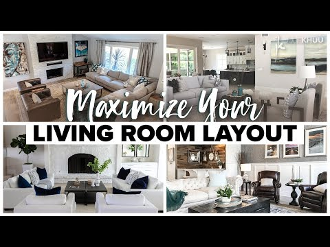 4 Furniture Ideas to Maximize Your Living Room Layout   Julie Khuu