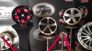 SDF Brake Dust Seal | Hot Wheel Showroom | Eliminate Brake Dust | San Diego
