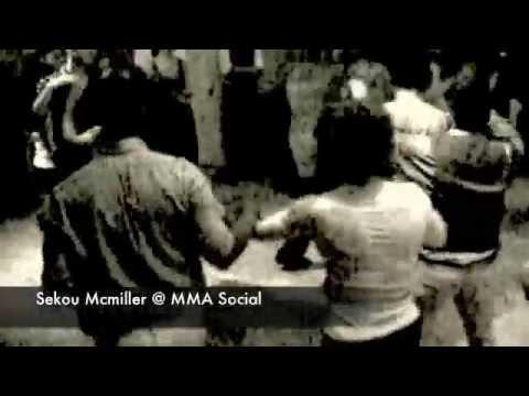 Sekou Mcmiller @ MMA Social
