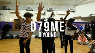 Gambar cover | 079ME B Young | Steven Pascua Choreography |