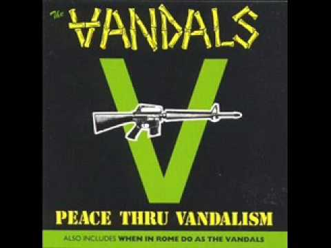 07 Lady Killer by The Vandals