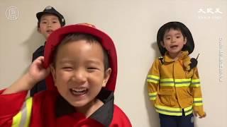 洛杉磯LA小朋友的感恩影片???????? | 台灣大紀元時報