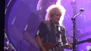 Queen + Adam Lambert - I Want to Break Free - Budokan Tokyo - 23 September 2016 - クイーン - 武道館 - 最終公演
