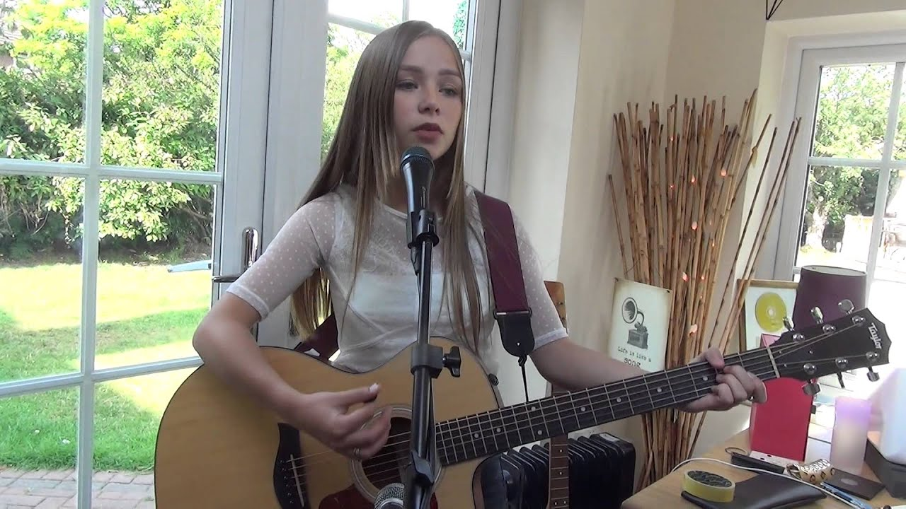 Ed Sheeran - Photograph - Connie Talbot Cover - YouTube