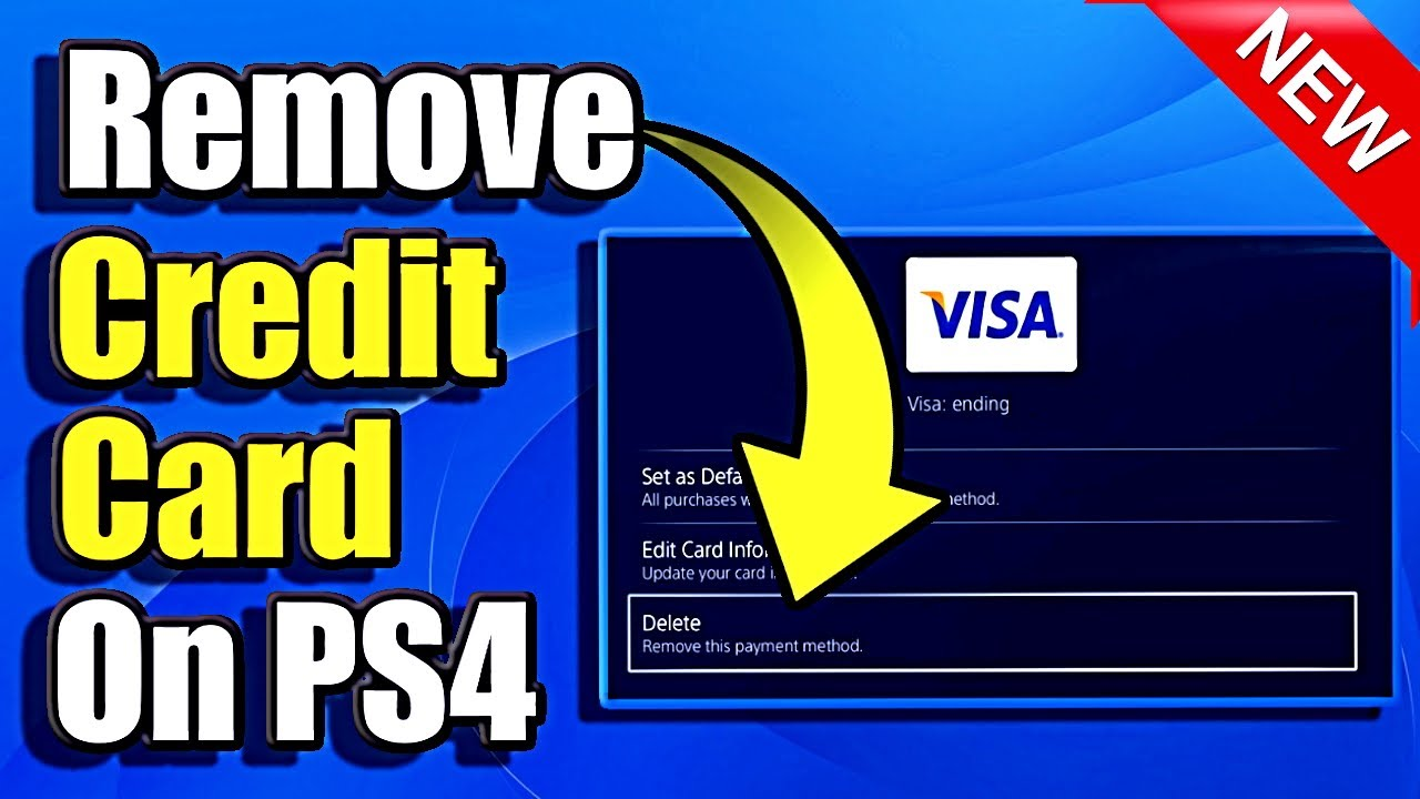 How To Get Rid Of An Account On Ps4