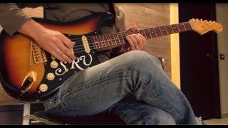 Fire - Jimi Hendrix (Lead Guitar cover)
