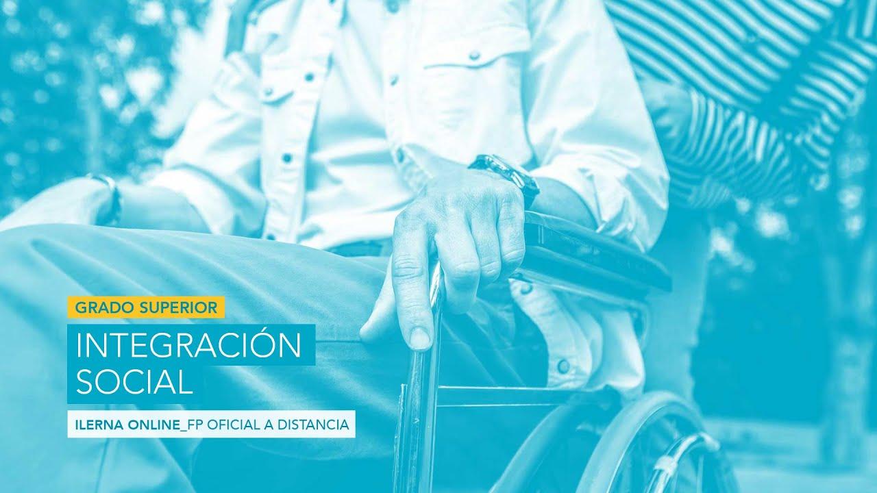 Ciclo Formativo De Grado Superior De Integración Social