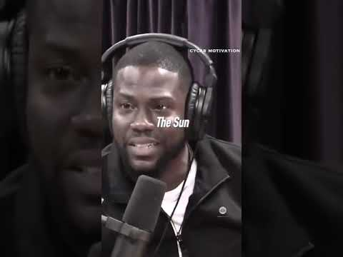 Kevin Hart Gives Inspirational Advice