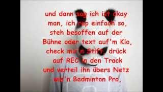 Cro - Einfach so  [lyrics+HQ+3D]