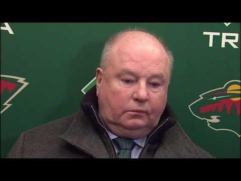 Wild - MN Wild React to 7-4 Loss to Flyers [VIDEO] | KFAN 100.3 FM